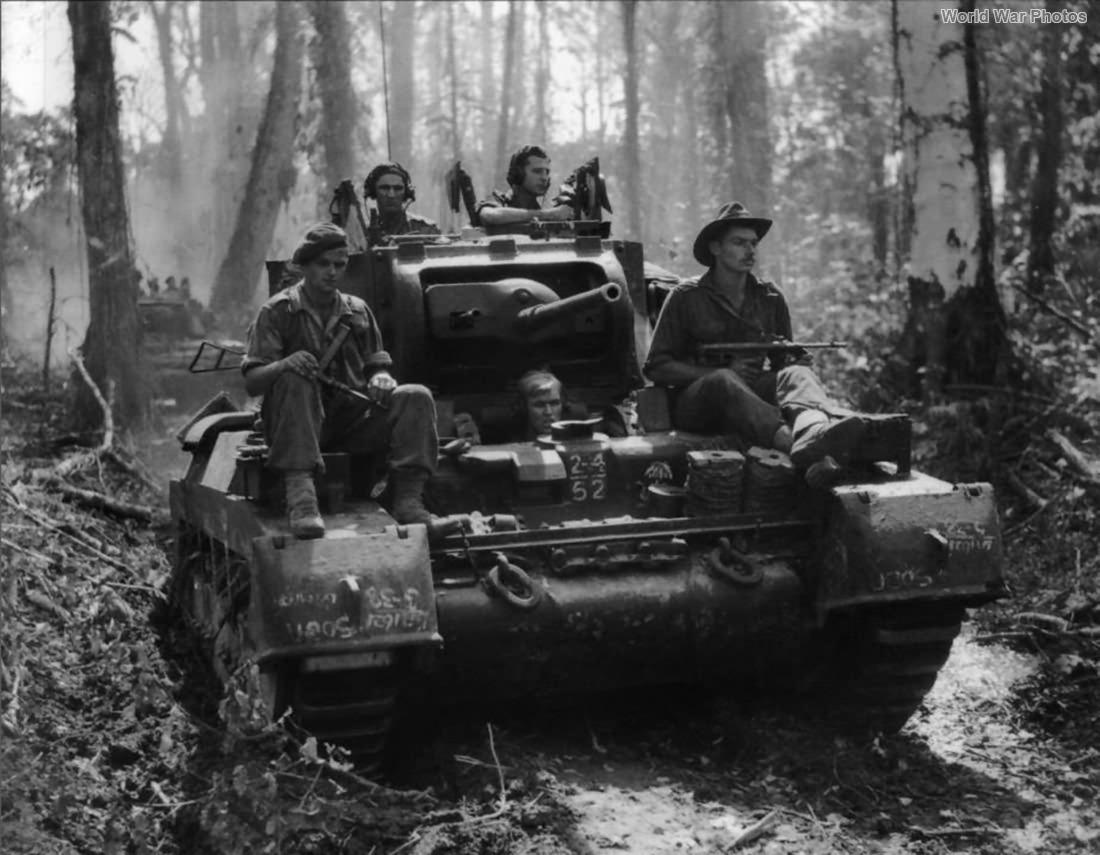 Matilda Bougainville 2-4reg 1945