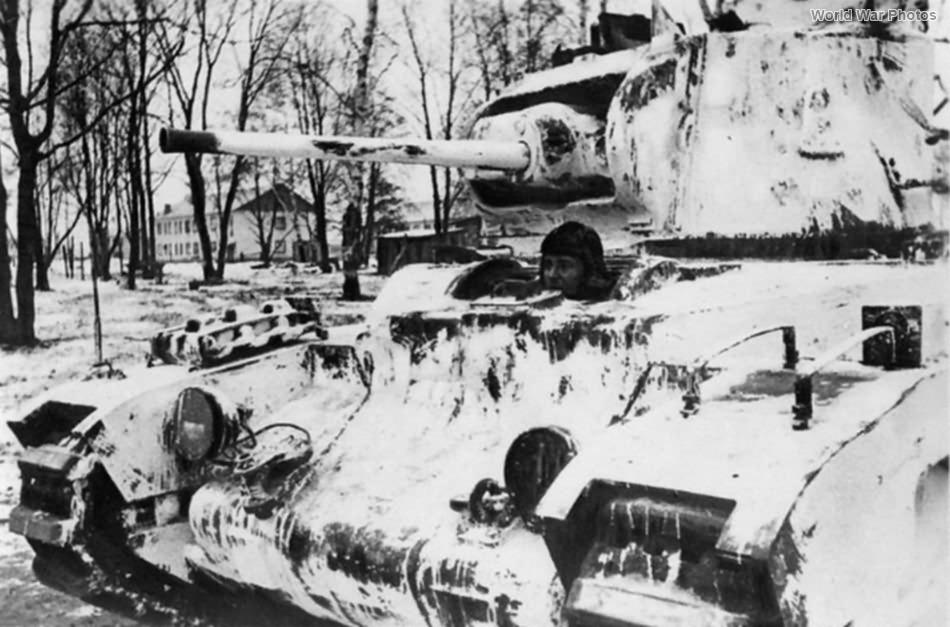 Soviet Matilda