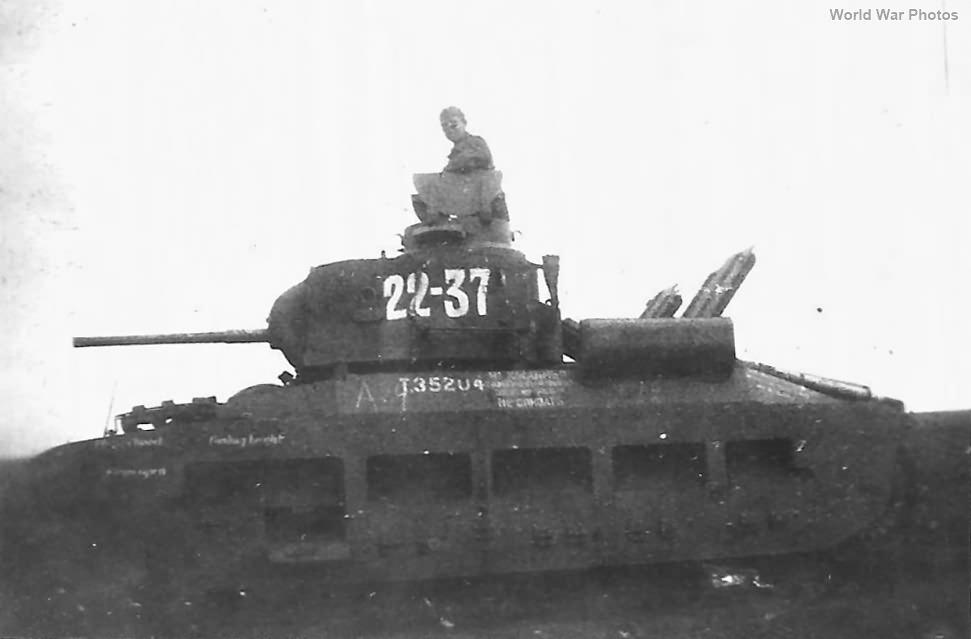 Soviet Matilda 22-37