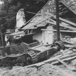 Matilda Mk I infantry tank