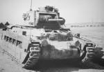 British infantry tank Matilda II 1