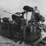 Captured Matilda named Drake DAK Afrika Korps
