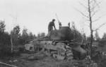 Lend Lease Matilda II tank Eastern Front 1942