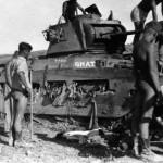 Matilda A12 Mk II tank named Gnat