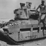 Matilda tank North Africa