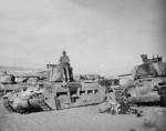 Matilda tanks North Africa