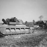 Soviet Matilda II tank Lend Lease code T35270