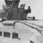German Infanterie Panzerkampfwagen Mk.II 748(e) Matilda II of the Afrika Korps DAK