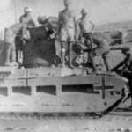 German Matilda A12 Mk II tank 9