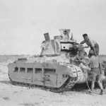 Infanterie Panzerkampfwagen Mk.II 748(e) Matilda II of the Afrika Korps 4