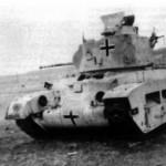 Infanterie Panzerkampfwagen Mk.II 748(e) Matilda II of the Afrika Korps 3