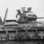 Infanterie Panzerkampfwagen Mk.II 748(e) Matilda II tank of the Afrika Korps 18