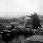 German tank Infanterie Panzerkampfwagen Mk.II 748(e) Matilda II tank
