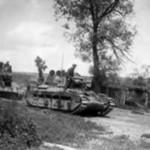 Matilda tank Eastern Front
