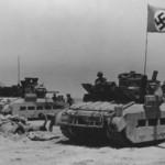 German Matilda A12 Mk II tanks
