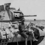 Infanterie Panzerkampfwagen Mk.II 748(e) Matilda II of the Afrika Korps