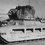 German Matilda A12 Mk II tank 8