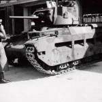 Captured Infantry Tank Mk.II (A12) Matilda II