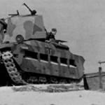 British tank Matilda 10