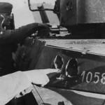 Damaged Infantry Tank Mk.II (A12) Matilda II 1058