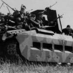 German Matilda A12 Mk II tank 3