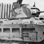 German Matilda A12 Mk II tank 6970