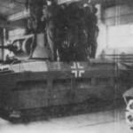 German Matilda tank 7