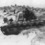 German Matilda A12 Mk II tank 6