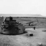 Matilda tank turret
