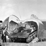 Tetrarch Tank on Hamilcar Glider