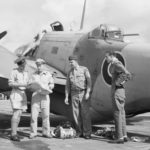 USAAF ferry crew Baltimore Mk V