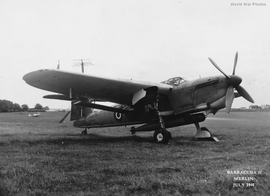 Barracuda II 1944