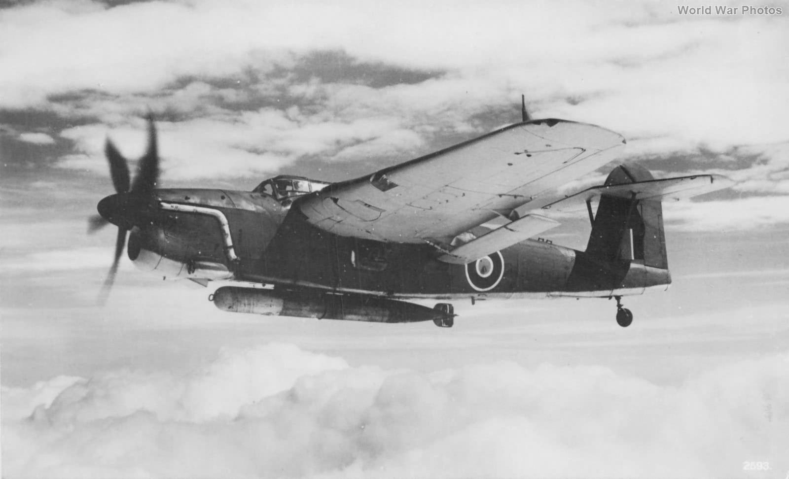 Barracuda Mk II P9682