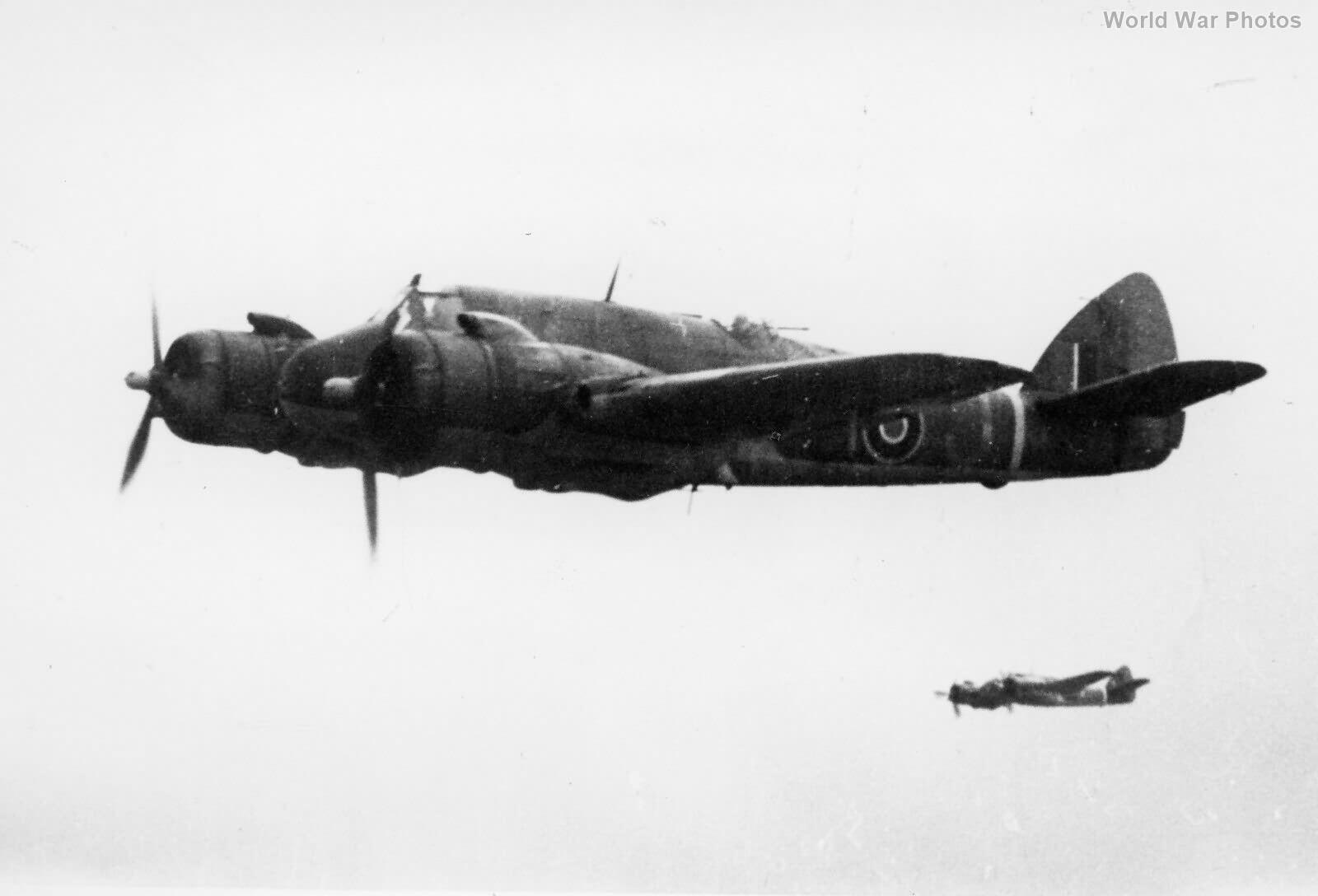 Beaufighter 143 Sqn