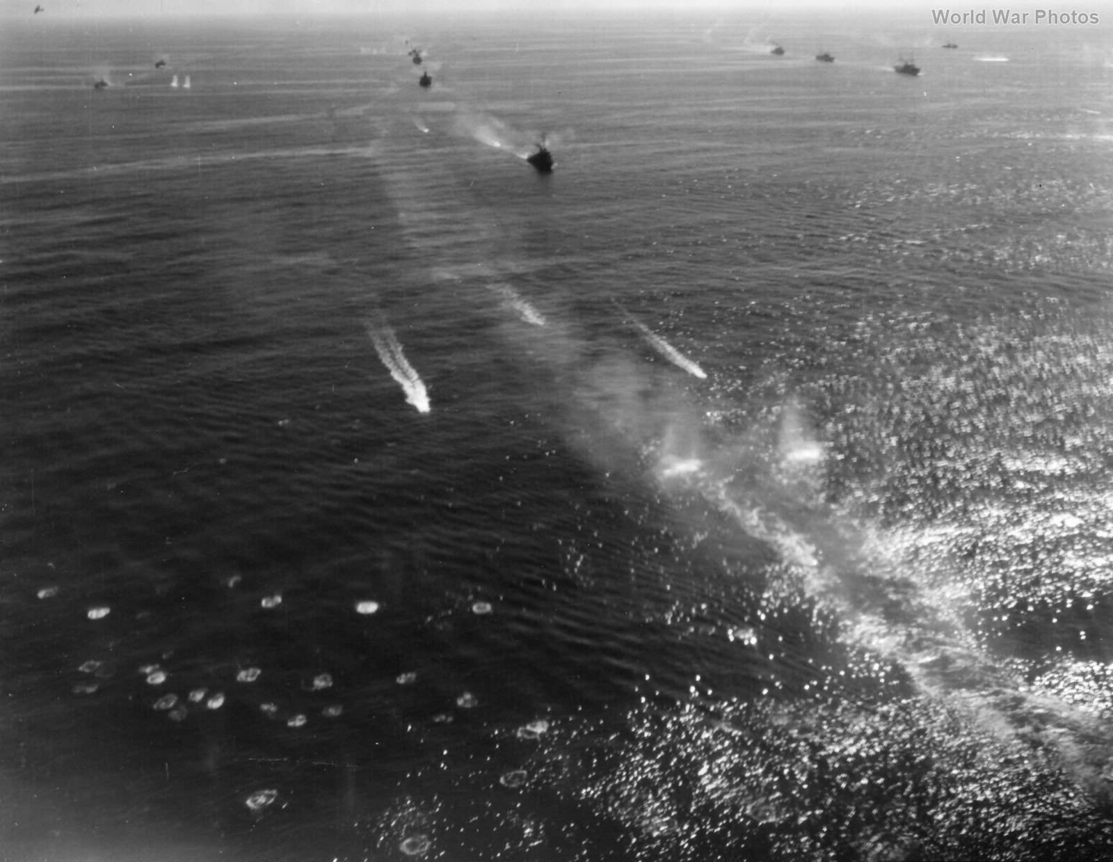 Beaufighter Convoy attack 1943