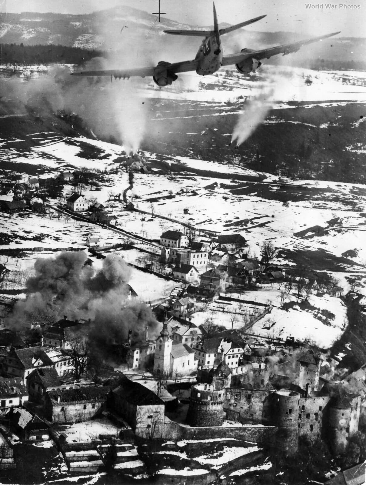 Beaufighter 16 Sqn SAAF Zuzemberk