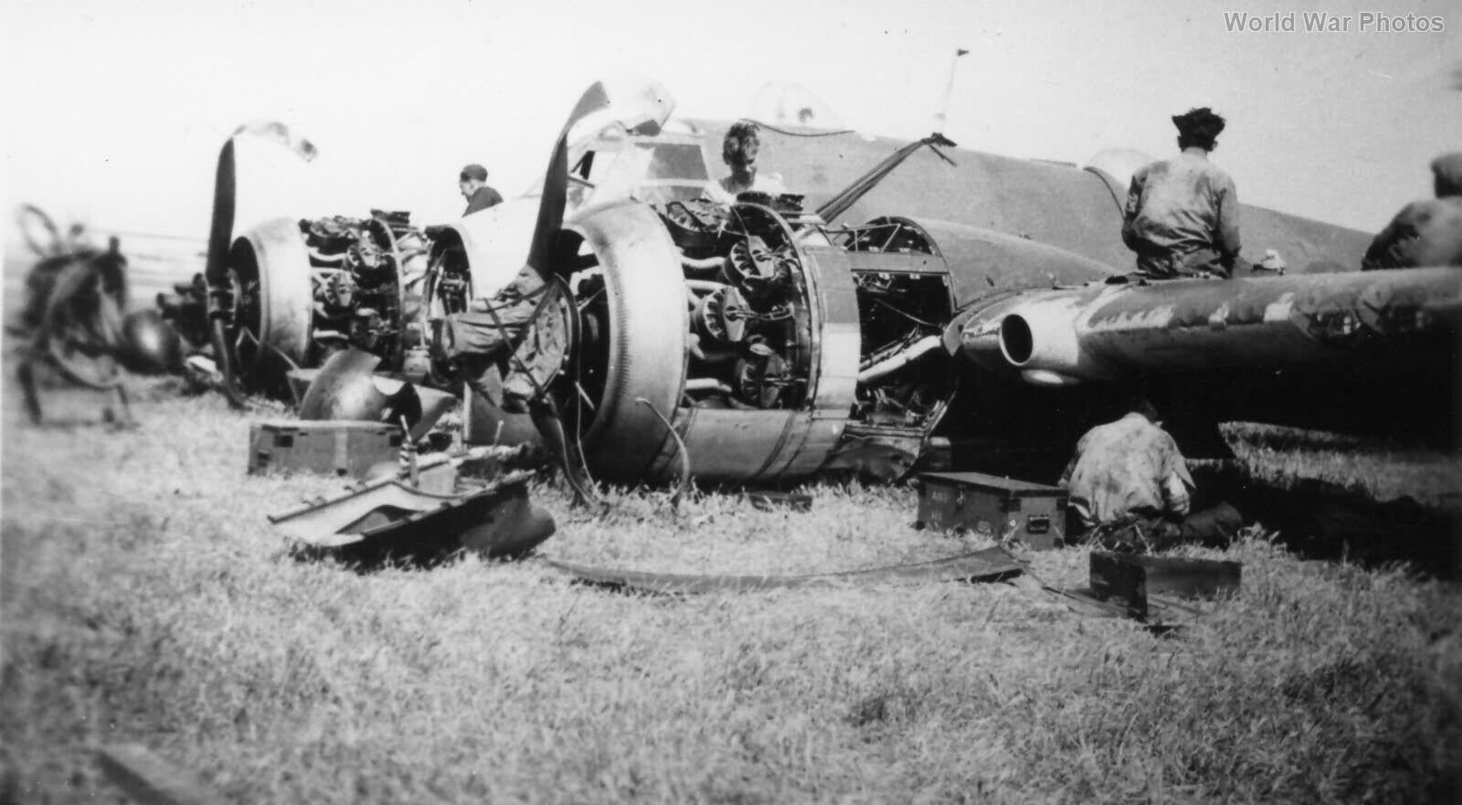 Beaufighter 22 Sqn RAAF