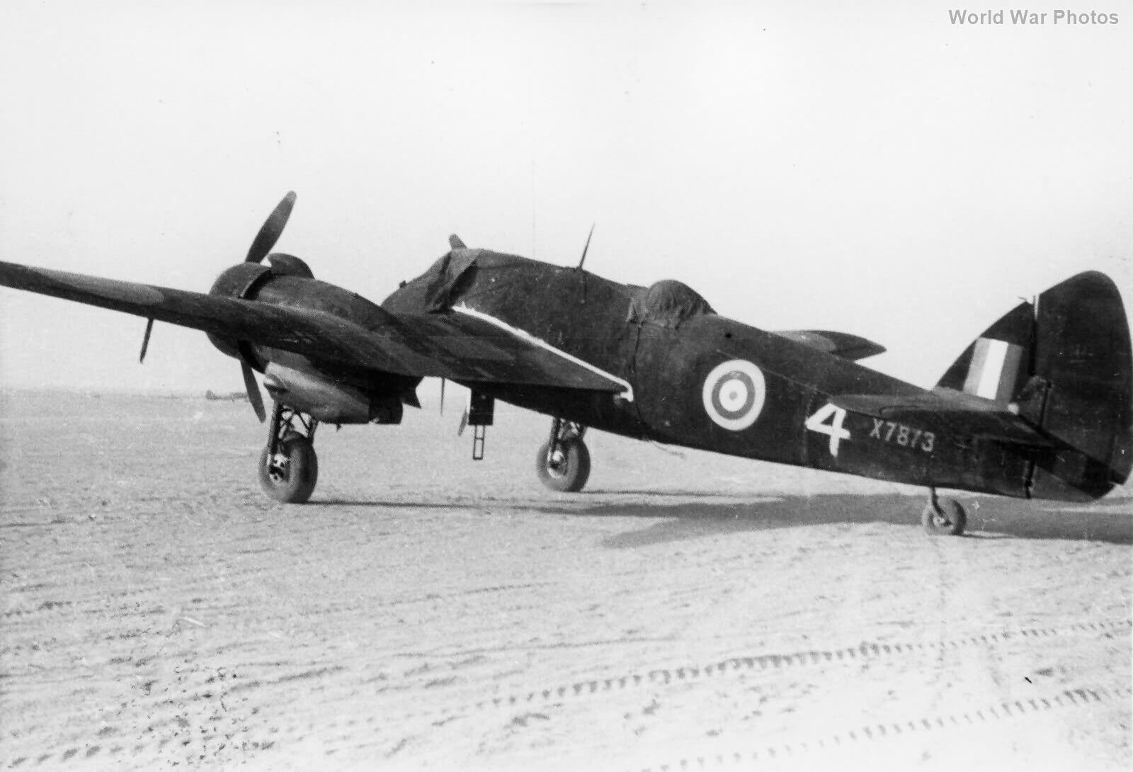 Beaufighter Mk I X7873