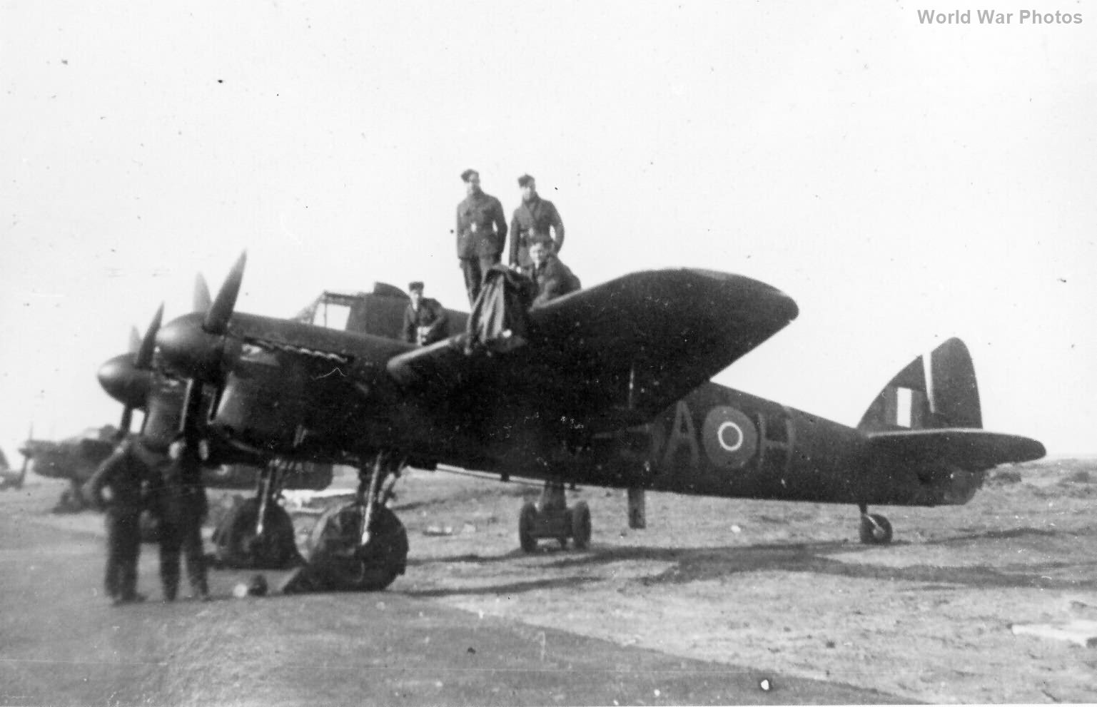 Beaufighter IIF Valley