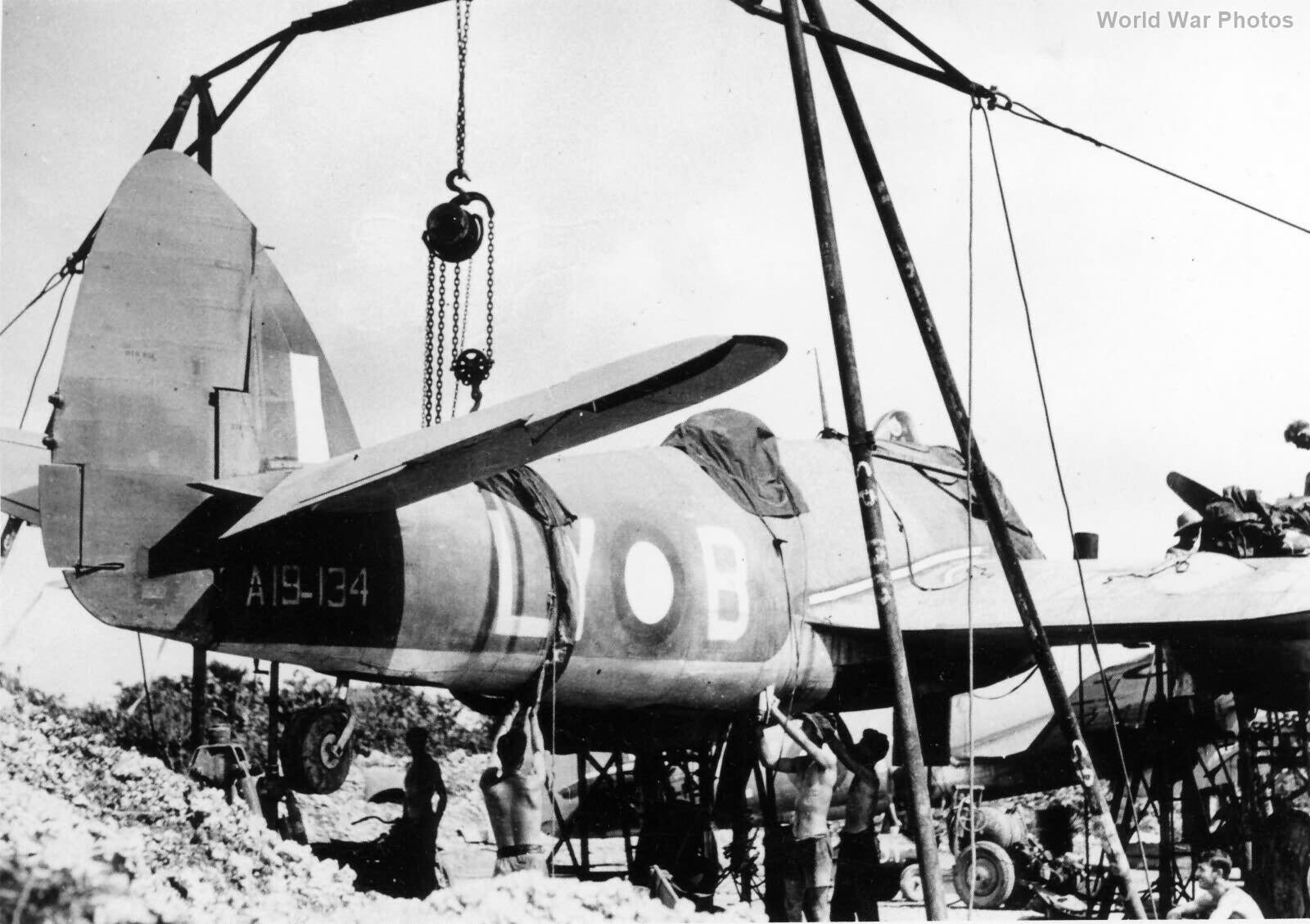 Beaufighter A19-134 ex JL854