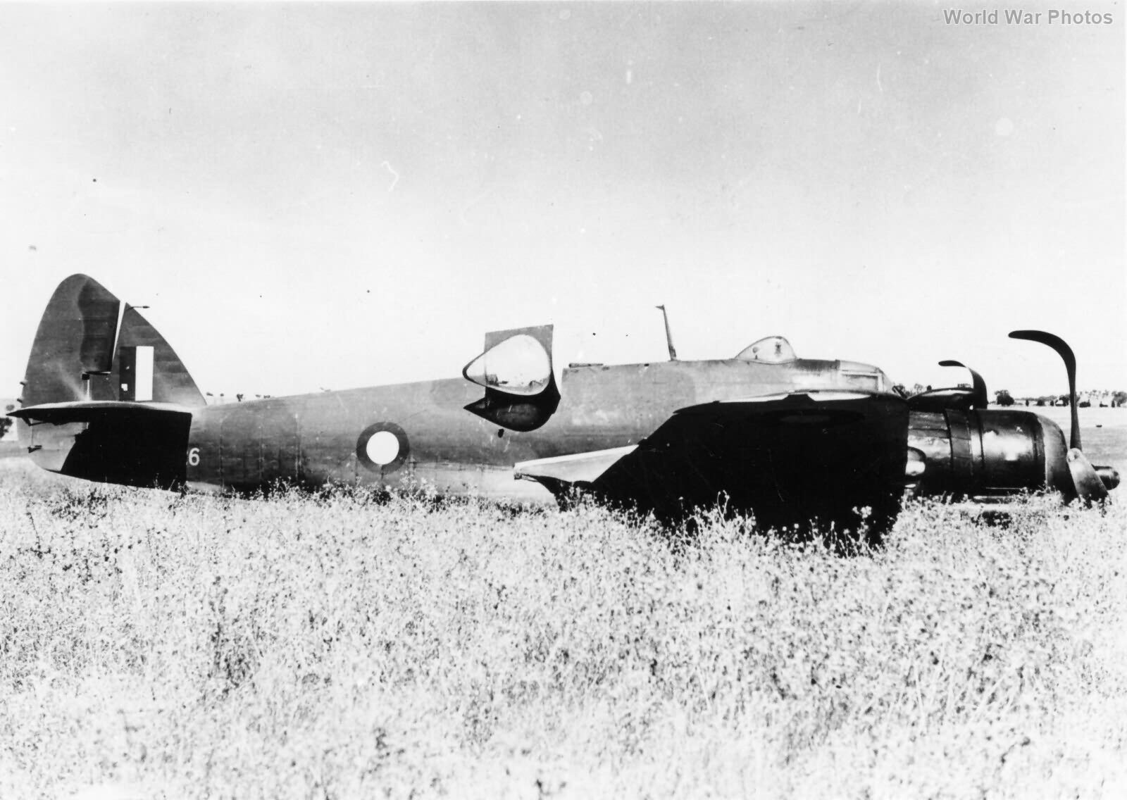 Beaufighter A19-26 Wagga NSW 1943