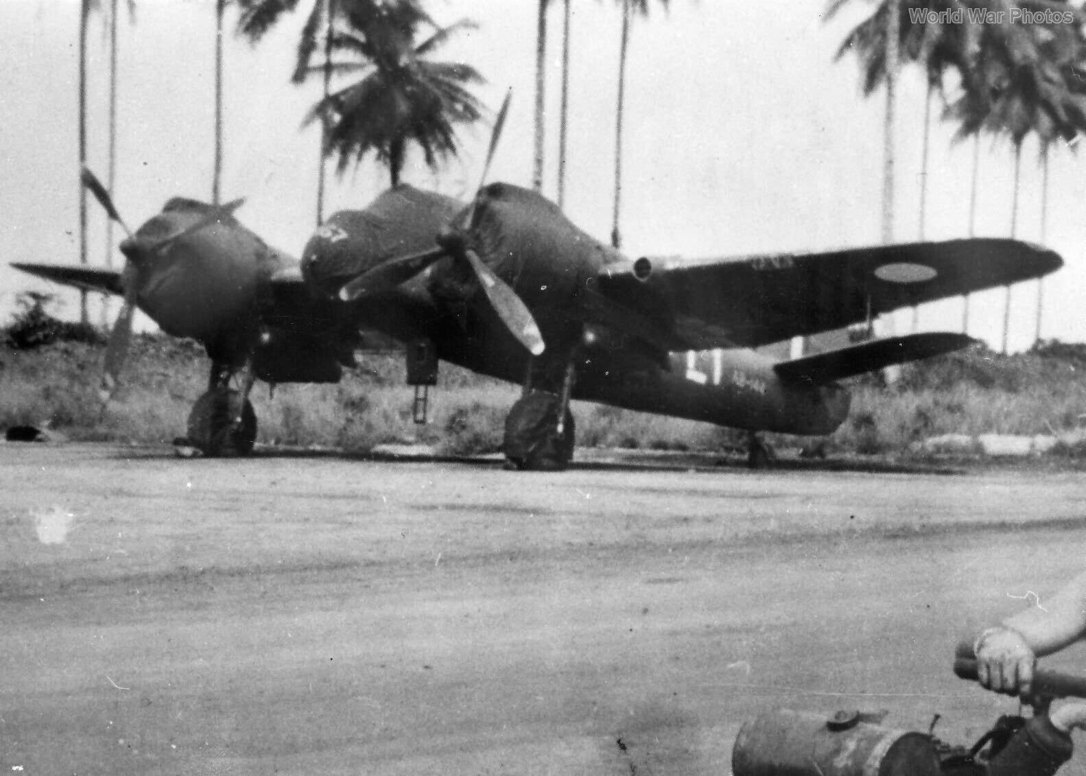 Beaufighter Mk 21 A8-144