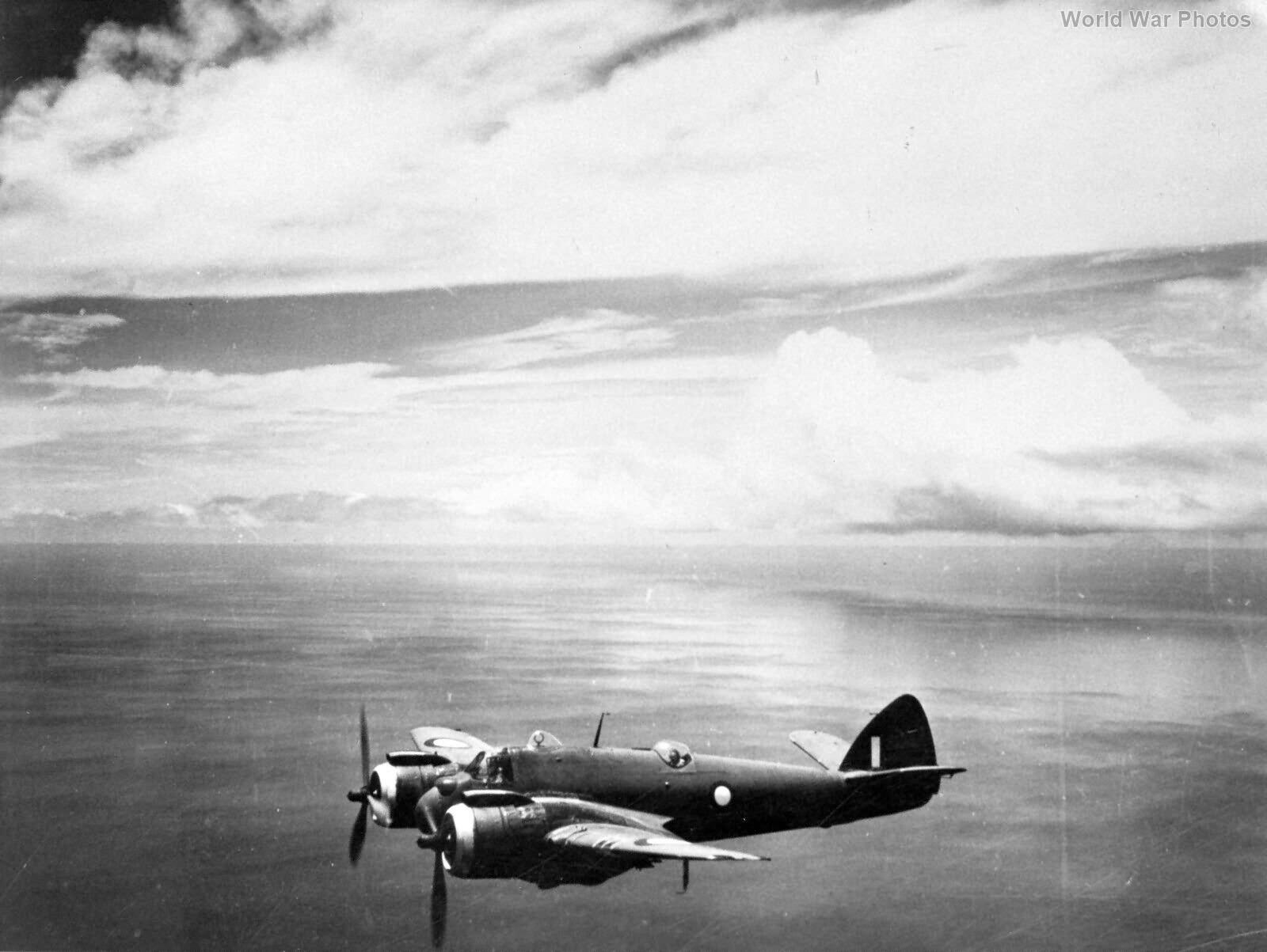 Beaufighter Mk 21 A8-57 RAAF