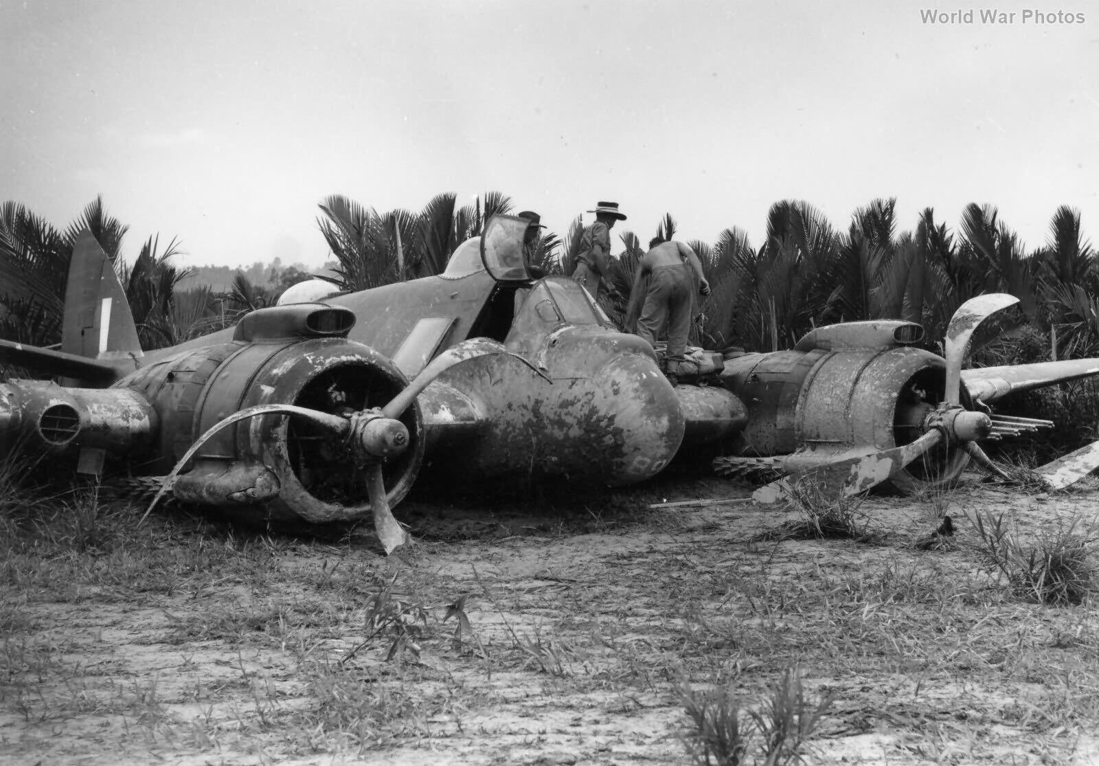 Beaufighter Mk 21 A8-89