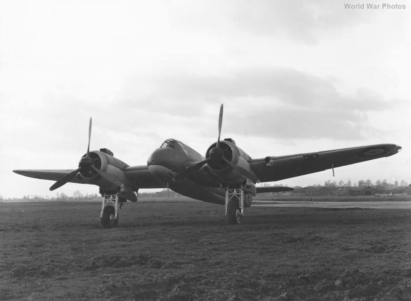 Beaufighter at Filton
