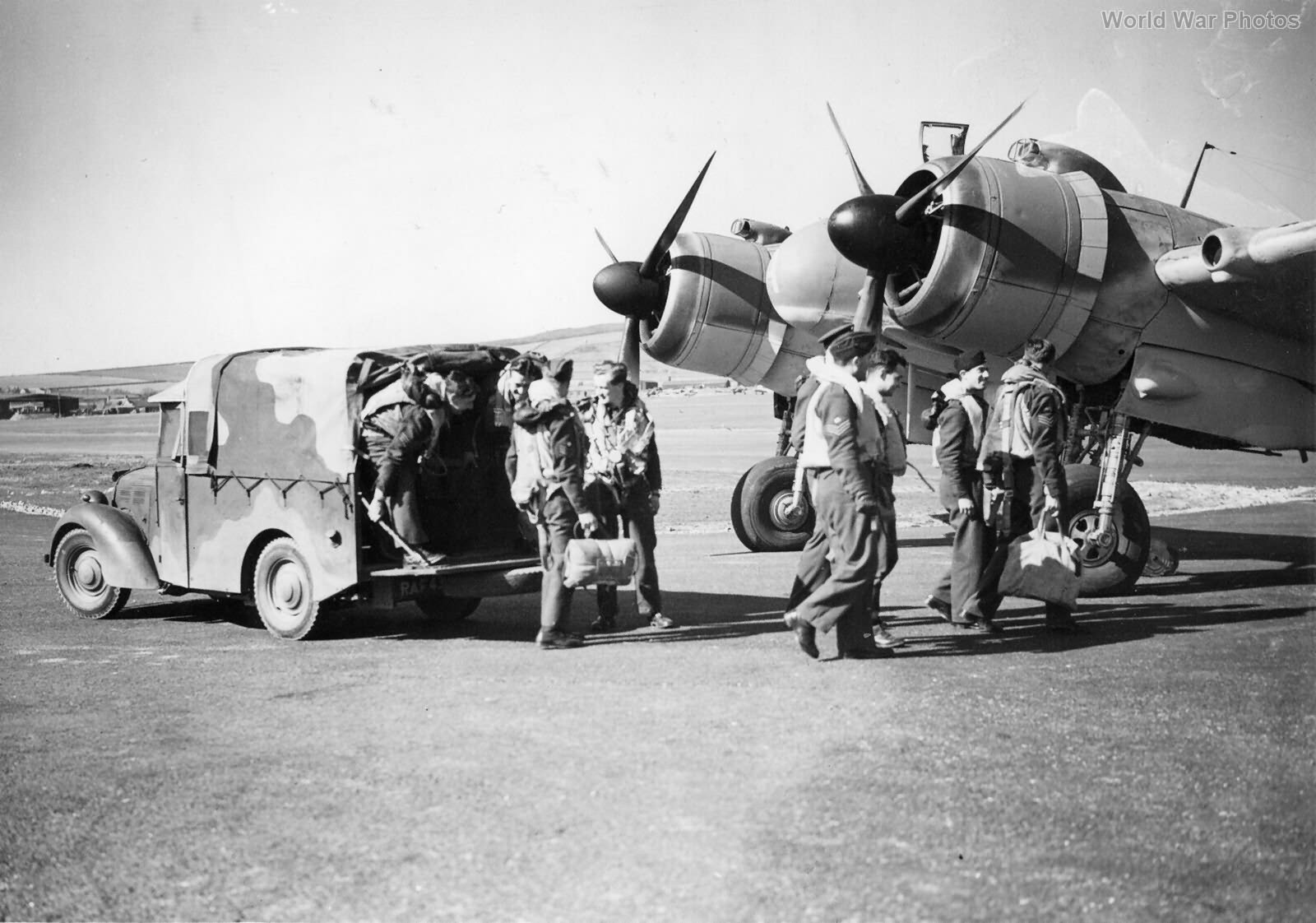 Beaufighter Coastal Command