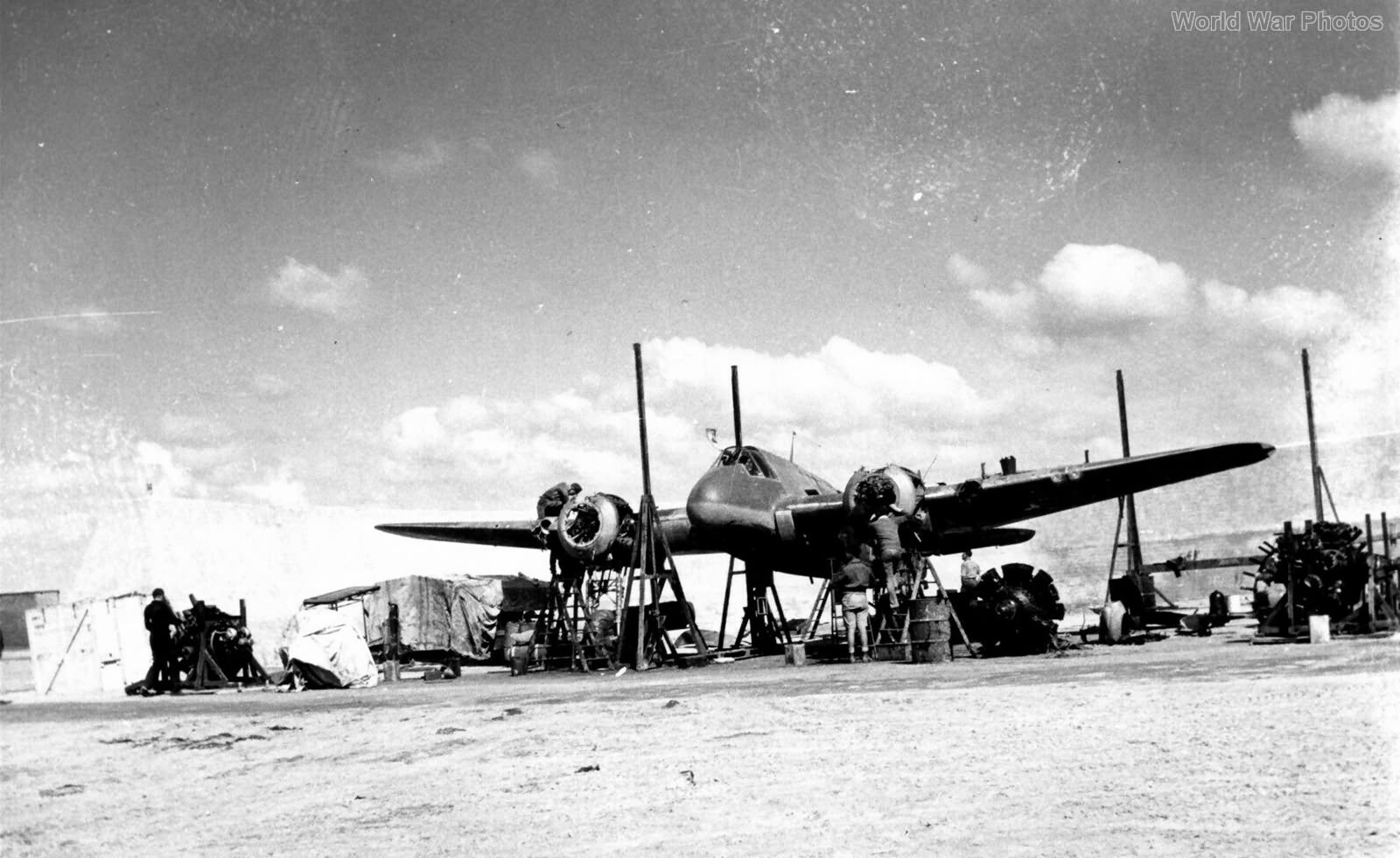 Beaufighter IC T5040 252 Sqn