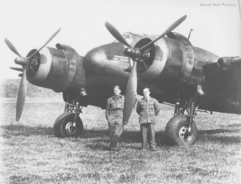 Beaufighter IF X7842 WM-P