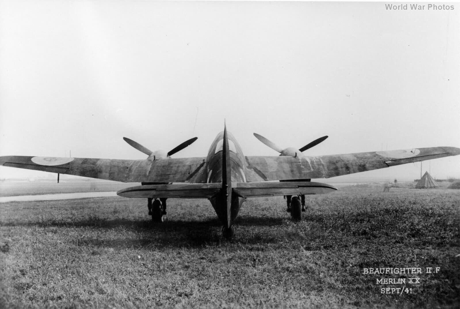 Beaufighter IIf