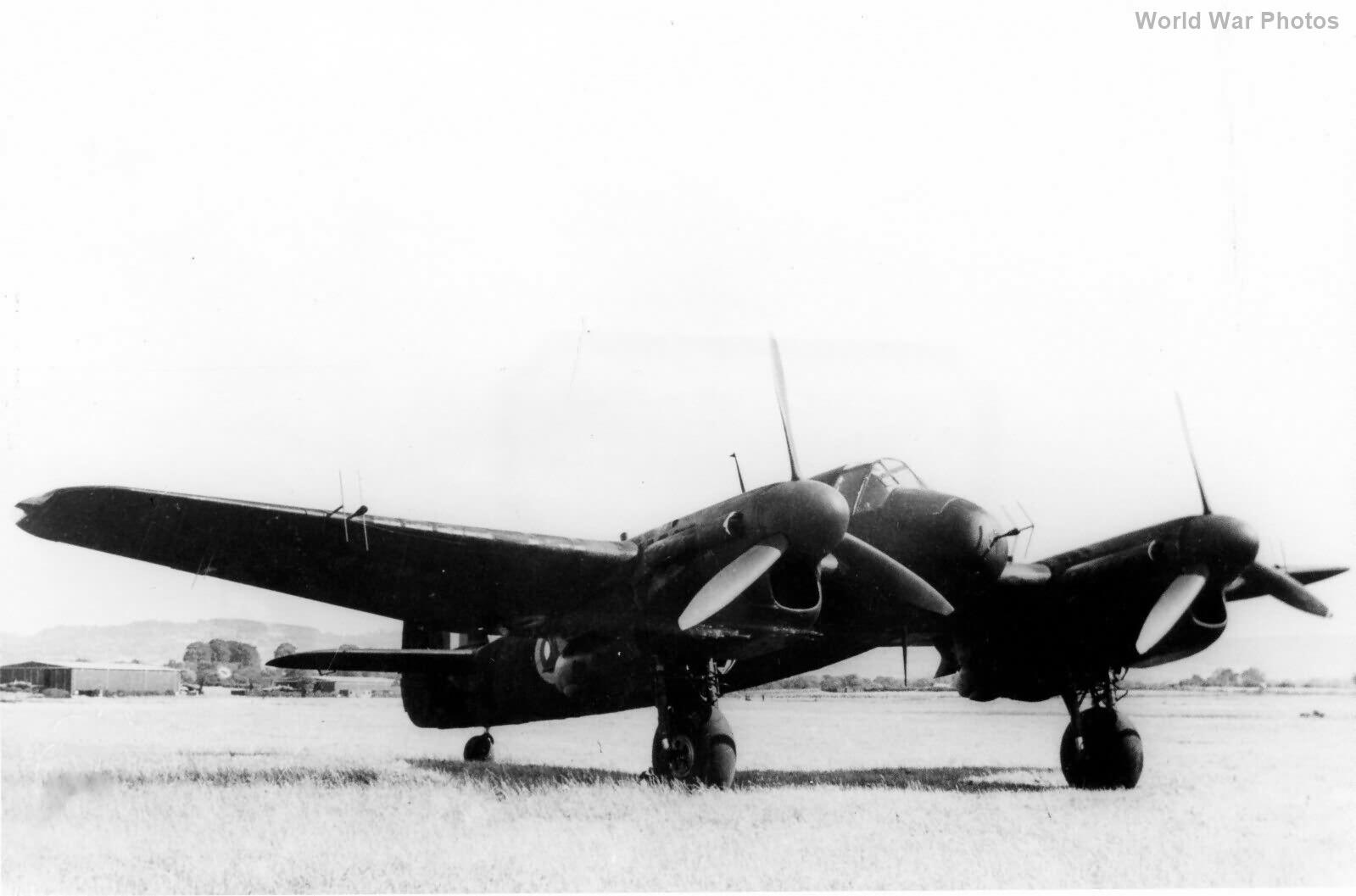 Beaufighter IIF T3144